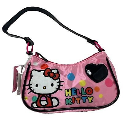Sanrio Hello Kitty Handbag/Purse 9""