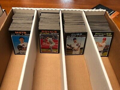 2020 Topps Heritage YOU PICK -- #1-250 free shipping