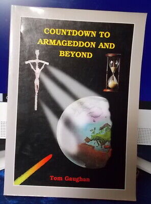 COUNTDOWN TO ARMAGEDDON AND BEYOND (GAUGHAN) Environment 1998 1st Ed 💥 SCARCE💥