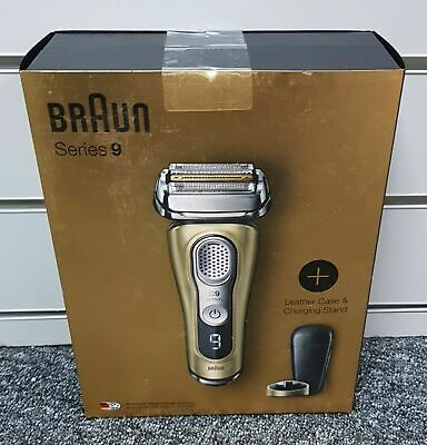 *Braun Series 9 9399PS Electric Shaver - Gold*
