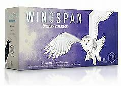Wingspan European Expansion Board Game Stonemaier Games New & Sealed
