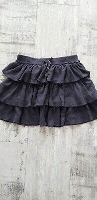 Girl's Next Rara / Frill Skirt Size 7 Years Excellent Condition