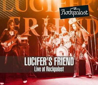 Luzifer's Friend: Live At Rockpalast, Dortmund 1978: DVD/CD REPUK1266