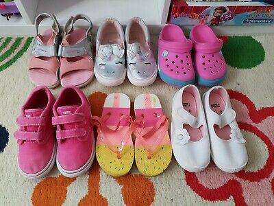 Girls shoes size 9 infant