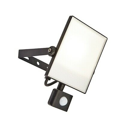 Saxby 67176 Lucca Outdoor Commercial Security Wall Light IP44 30W Cool White LED