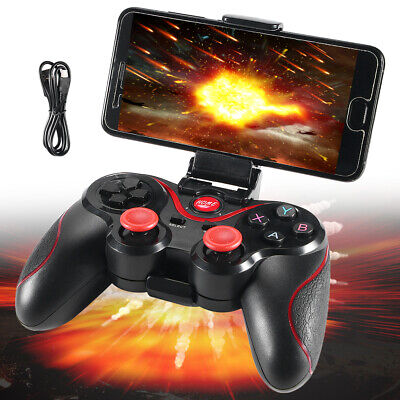 Phone Wireless Bluetooth GamePad Game Controller For Android TV Box Tablet STOCK
