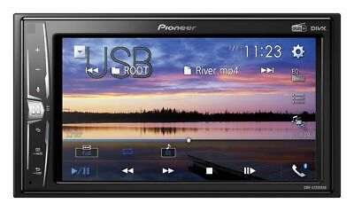 Pioneer DMH-A3300DAB - 2 DIN Autoradio - Bluetooth USB AUX DAB+ Android Apple