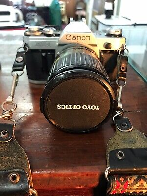 Canon AE-1 AE1 35mm Camera with Lens