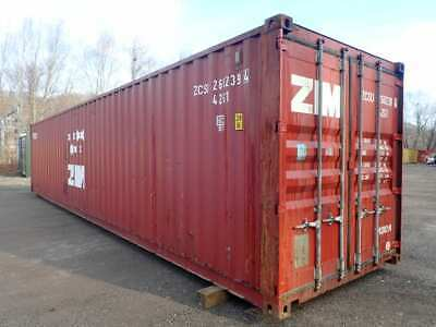*READ DESCRIPTION BEFORE BUYING* - 40' - WATER TIGHT UNIT - Free Delivery