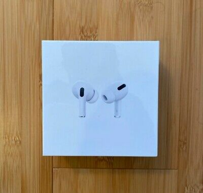 Apple AirPods Pro - White. FACTORY SEALED BRAND NEW - MWP22AM/A
