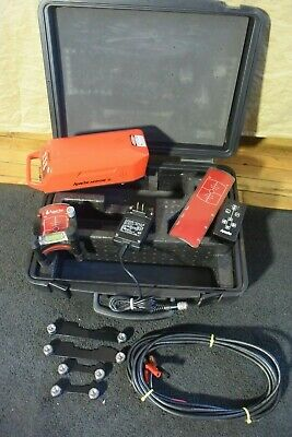 Apache Red Beam Pipe Laser Level Model Arrow 2 CLEAN!!!!!!!