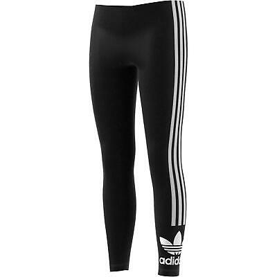 Adidas Lock Up Girl's Black Leggings Fm5686