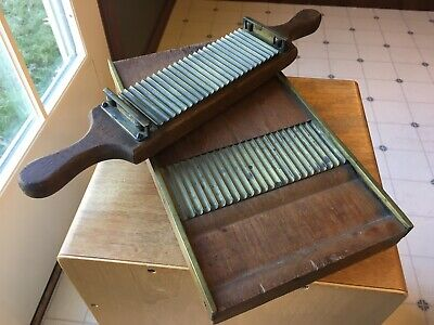 Antique Pill Roller Rolling Machine Maker Pharmacy Apothecary Drug Store RX