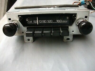Toyota land cruiser  24v rare AM Radio Oem clarion made in japan