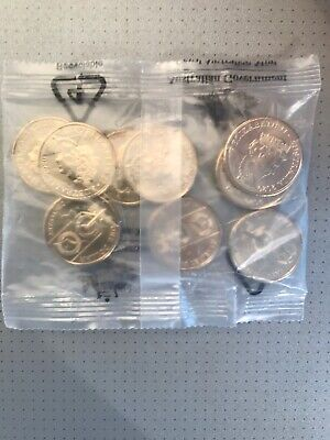 2020 Qantas Centenary $1 Mint Bag of 10 Coins Uncirculated