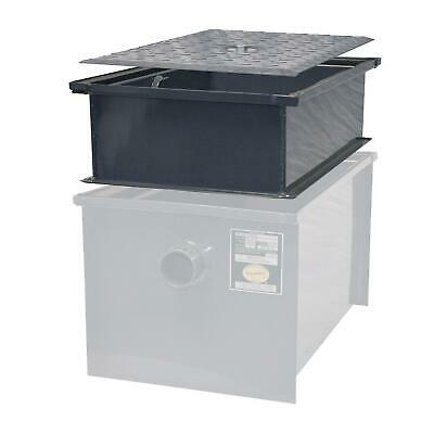 BK Resources Grease Trap Extender - Fits 70 lb capacity trap (BK-GT-70)