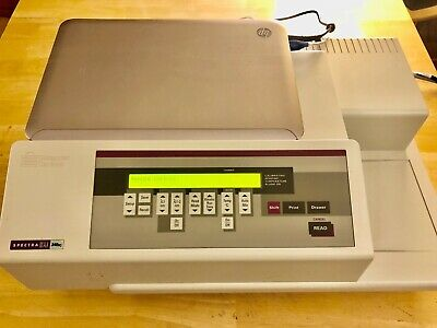 Molecular Devices Spectra Max 340 Laboratory Microplate Spectrometer Reader Lab