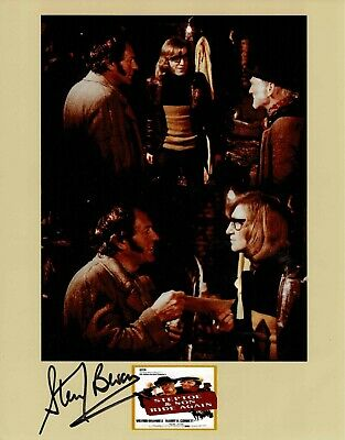 Stewart Bevan Signed Steptoe & Son Ride Again 10 X 8 Photograph Montage