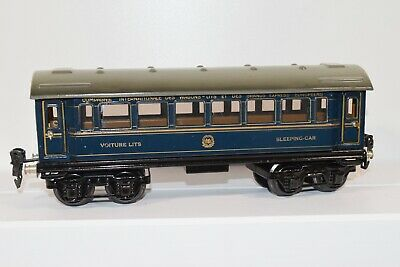"4131227 Märklin 1757 Sleeping-Car ""Schlafwagen"" internationale Spur 0"