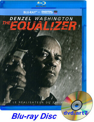 Blu-ray : THE EQUALIZER - Denzel Washington - Chloë Grace Moretz