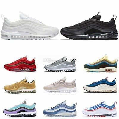 Dettagli su SUPERWEEK Scarpe Nike Air Max 97 NEW COLORAZIONI DISPONIBILI