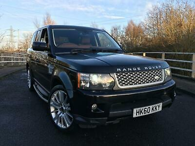 2011 60 Land Rover Range Rover Sport HSE TDV6 COMMANDSHIFT TAN EXTENDED LEATHER