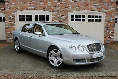 2007 Bentley Flying Spur Flying Spur 5 Seats Saloon Petrol