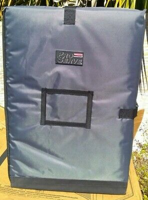 Rubbermaid FG9F1400 GRAY ProServe End Load Insulated Full Pan Carrier
