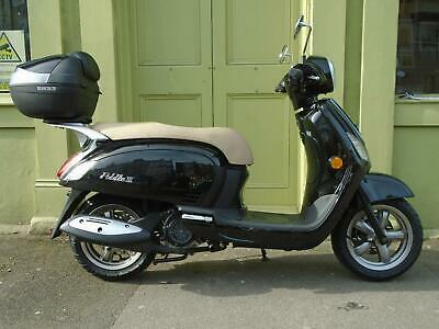 Sym Fiddle 3 125cc Scooter With 5 Year Warranty 01634 811757