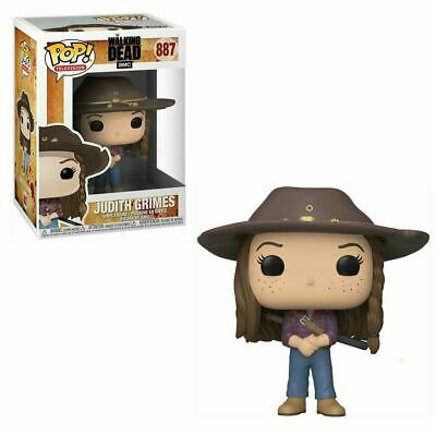 Television : The Walking Dead - Judith Grimes #887 Funko POP! Vinyl Figure