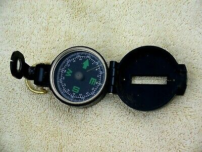 Vintage Engineer Directional Compass (Working)