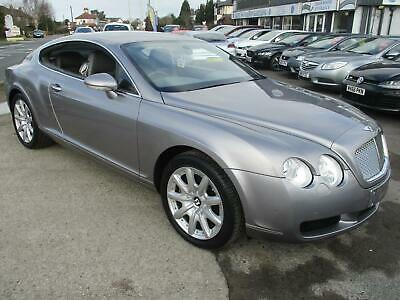 2005 Bentley Continental GT 6.0 W12 2dr Auto COUPE Petrol Automatic