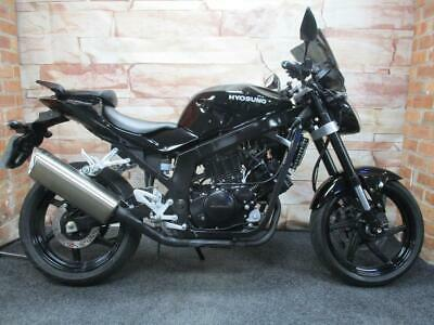Hyosung Gt250P 2016 Very Low Mileage