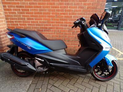 2018 (68) Sym Gts 300 Scooter - Only 316 Km