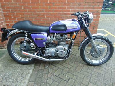 1973 Triumph Trident T150 - Immaculate . Matching Numbers