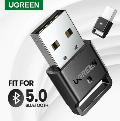 Ugreen USB Bluetooth Adapter Dongle 4.0 Music Receiver Audio Transmitter Aussie
