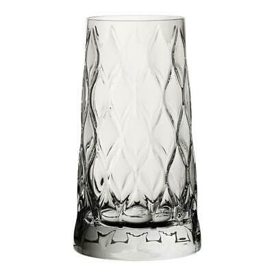 Leafy Long Drink Glasses 15.75oz / 450ml - Case  of 6