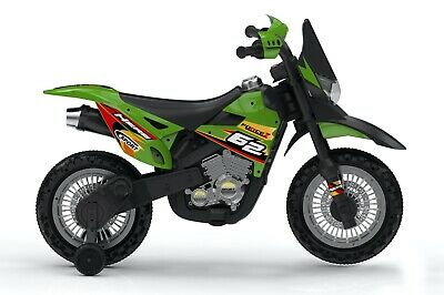 Kids Electric Motor Cross Children 6V Battery Power Scooter Ride On Motorcycle