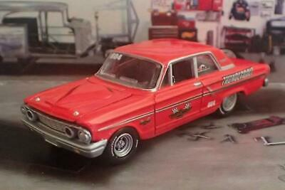 Vintage Drag Racing 1964 64 Ford Fairlane 427 V-8 Thunderbolt 1/64 Scale Ltd Y
