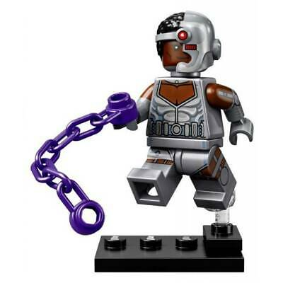 LEGO MINIFIGURES DC SUPER HEROES SERIES 71026 CYBORG - Loose but NEW