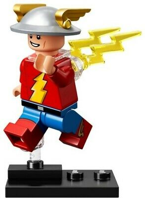LEGO MINIFIGURES DC SUPER HEROES SERIES 71026 THE FLASH - Loose but NEW
