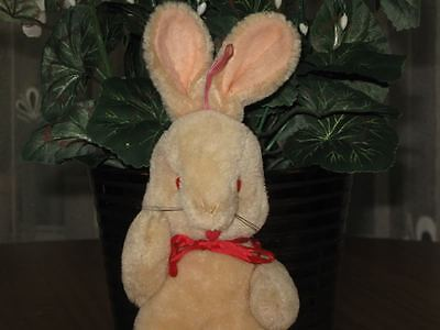 Antique Old German Bunny Rabbit Glass Eyes 1940's 1950's