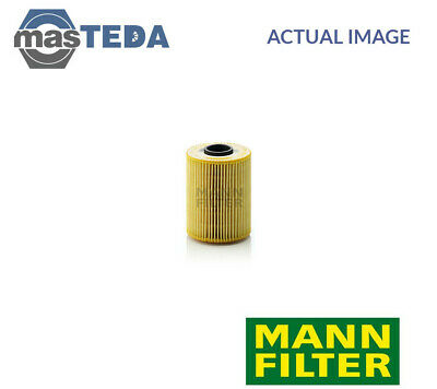 Fits BMW X3 E83 2.0D Genuine MANN Engine Oil Filter Service Replacement