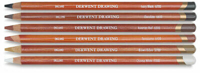 Derwent Drawing Pencil Single Choose Your Colour By One