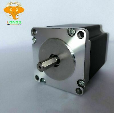 1PC NEMA23 Stepper Motor 0.7Nm 3A 1.8V 41mm length 23HS4430-06 flat shaft CNC
