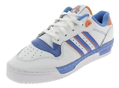 Adidas Rivalry Low FU6833 weißblauorange Sneaker Originals