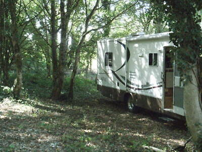 Land in France... Park your RV or Motorhome in your very own corner of paradise.