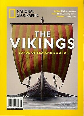 National Geographic THE VIKINGS Lords of Sea and Sword (2019)