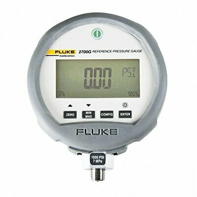 Fluke 2700 g-bg100 K / C pressure gauge reference with recognition
