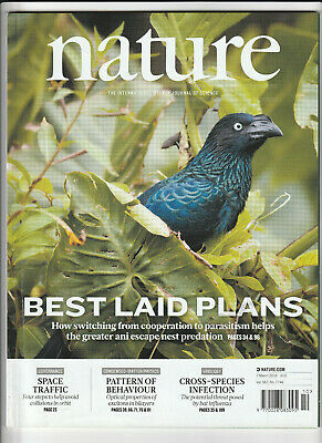 NATURE International Journal Of Science 7 March 2019 - Best Laid Plans